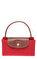 Longchamp Kırmızı Çanta #6