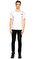 St. Nian Beyaz T-Shirt #2