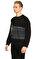 St. Nian Siyah Sweatshirt #4