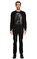 St. Nian Siyah Sweatshirt #2