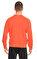 St. Nian Baskılı Turuncu Sweatshirt #5