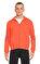St. Nian Kapüşonlu Turuncu Sweatshirt #1