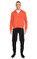 St. Nian Kapüşonlu Turuncu Sweatshirt #2