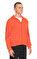 St. Nian Kapüşonlu Turuncu Sweatshirt #4