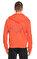 St. Nian Kapüşonlu Turuncu Sweatshirt #5