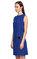 Michael Kors Collection Saks Mavisi Elbise #3