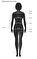 Michael Kors Collection Saks Mavisi Elbise #5