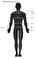 St. Nian Baskı Desen Siyah Sweatshirt #6