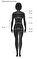Michael Kors Collection Dar Paça Pantolon #6