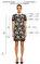 Michael Kors Collection Çiçek Desenli Elbise #6