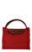 Longchamp Kırmızı Çanta #7