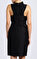 Thomas Wylde Siyah Elbise #4