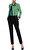 Michael Kors Collection Siyah Pantolon