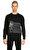 St. Nian Siyah Sweatshirt