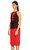 Michael Kors Collection Kırmızı Elbise