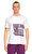 St. Nian Baskılı Siyah T-Shirt