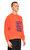 St. Nian Turuncu Sweatshirt