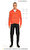 St. Nian Kapüşonlu Turuncu Sweatshirt