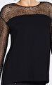 Clover Canyon Siyah Bluz