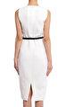 Michael Kors Collection Beyaz Elbise