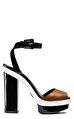 Michael Kors Collection Kahverengi Ayakkabı