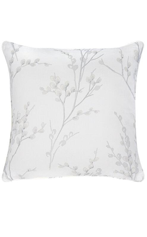 Laura Ashley Pussywillow Print Cushion Yastık
