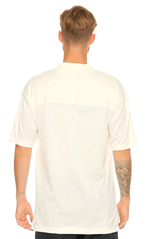 Adidas Originals V Yaka Beyaz T-Shirt