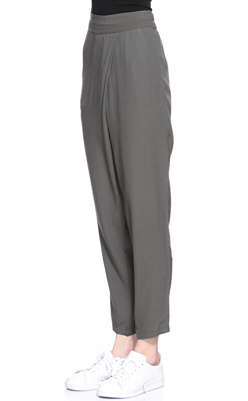 DKNY Gri Şalvar Pantolon