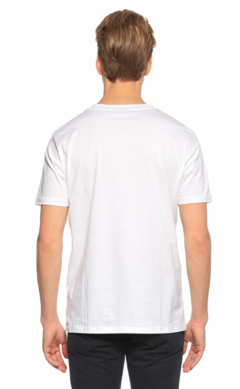 Hugo Boss Hugo Beyaz T-Shirt