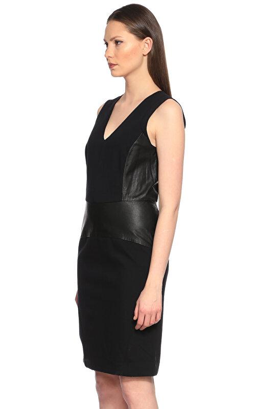 DKNY Siyah Elbise