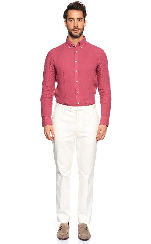 Hackett Beyaz Pantolon