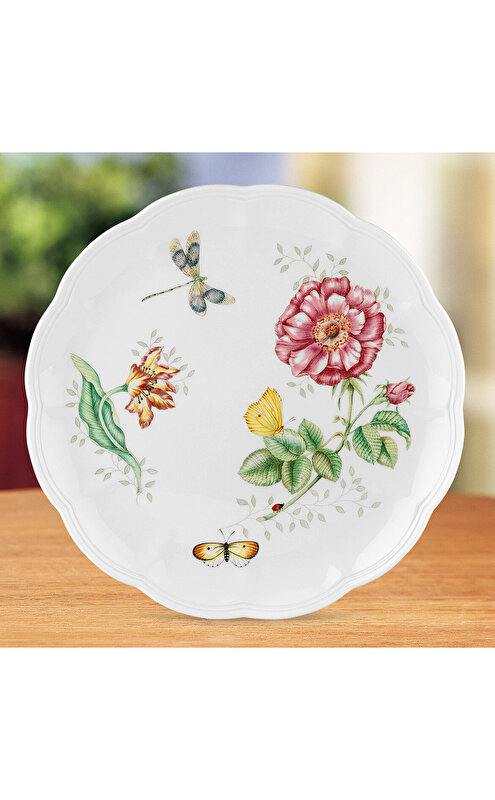 Lenox Butterfly Yemek Tabağı, Dragonfly - 28 cm