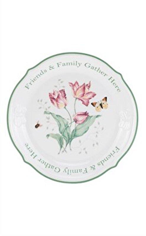 Lenox Butterfly Yemek Tabağı, Monarch - 28 cm